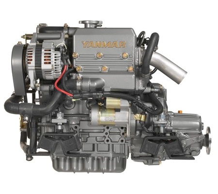 Products - Yanmar 3YM20 Marine Diesel Engine