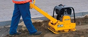 JCB plate compactor