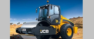 JCB machinery